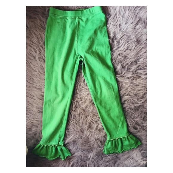 Other - Long Ruffle Pants
